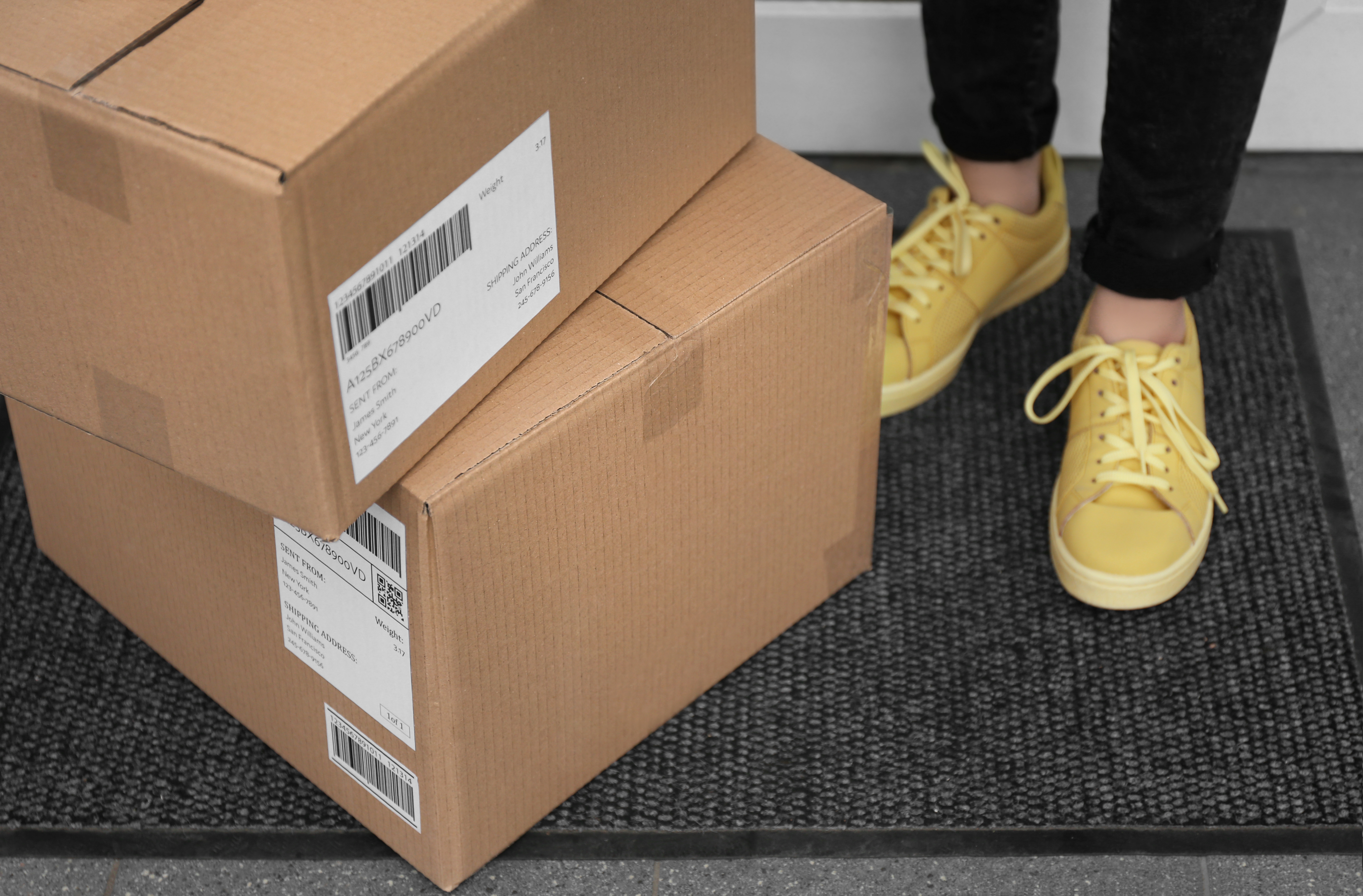 Say Goodbye to Porch Pirates with UPS My Choice for Home